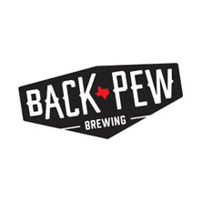 Faust Distributing - Back Pew Brewing